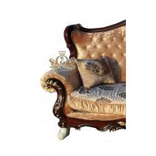 """Кресло """"Бертини"""" Орех Золото"""