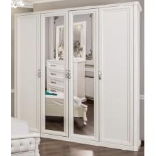 """Шкаф """"Мишель"""" Белый Матовый 2,3,4,5,6 дверей"""