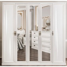"Шкаф ""Натали"" Белый 2,3,4,5,6 дверей"
