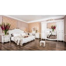 """Спальня """"Анна Мария"""" Белый Матовый"""