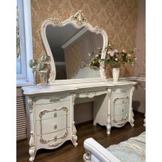 """Туалетный столик """"Анна Мария"""" Белый Матовый"""