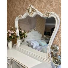 """Зеркало """"Анна Мария"""" Белый Матовый"""